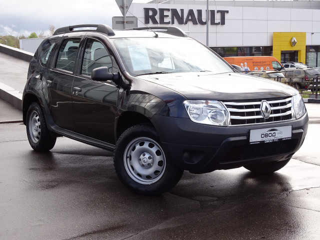 Renault Duster I 3