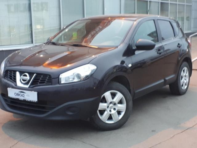 Nissan Qashqai I Рестайлинг