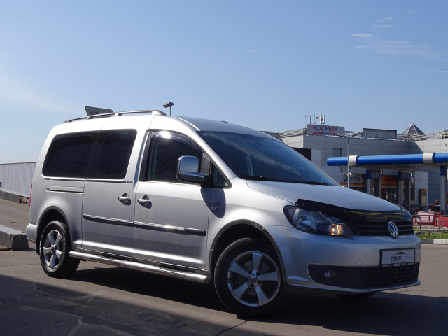 Volkswagen Caddy III Рестайлинг 3