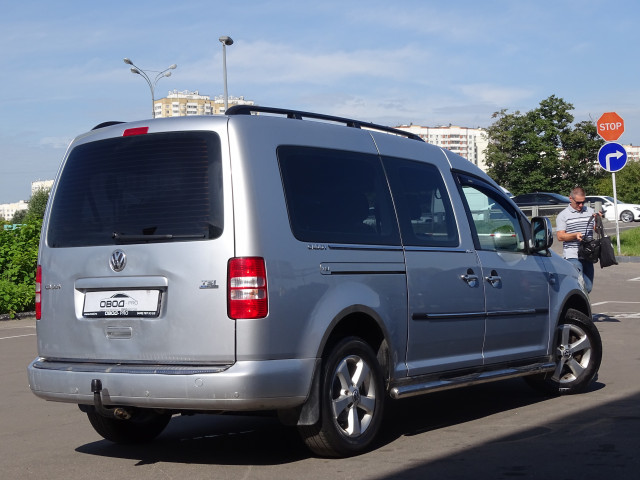 Volkswagen Caddy III Рестайлинг 5