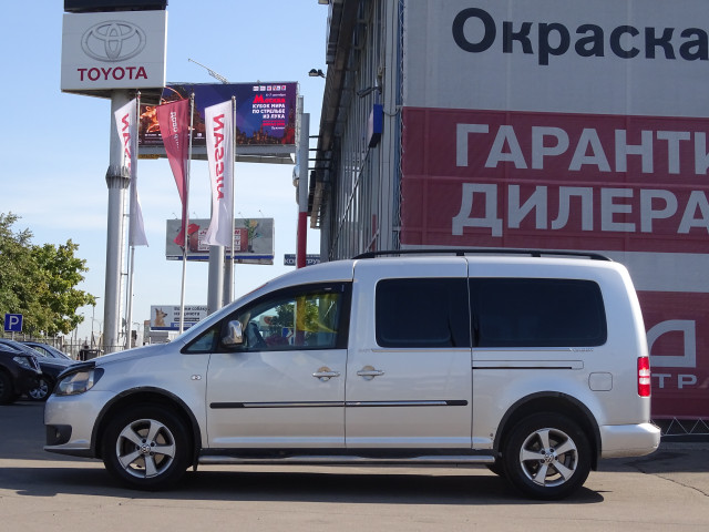 Volkswagen Caddy III Рестайлинг 8