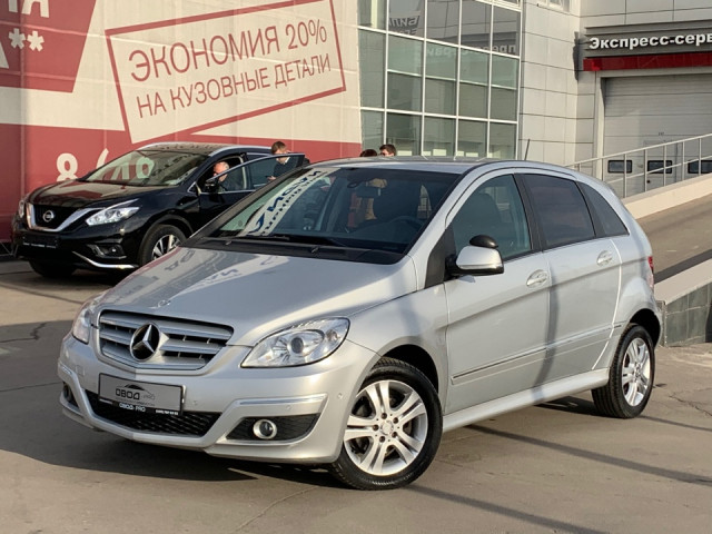 Mercedes-Benz B-Класс I (W245) Рестайлинг
