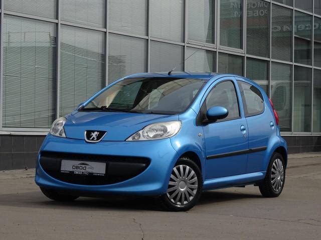 Peugeot 107 I