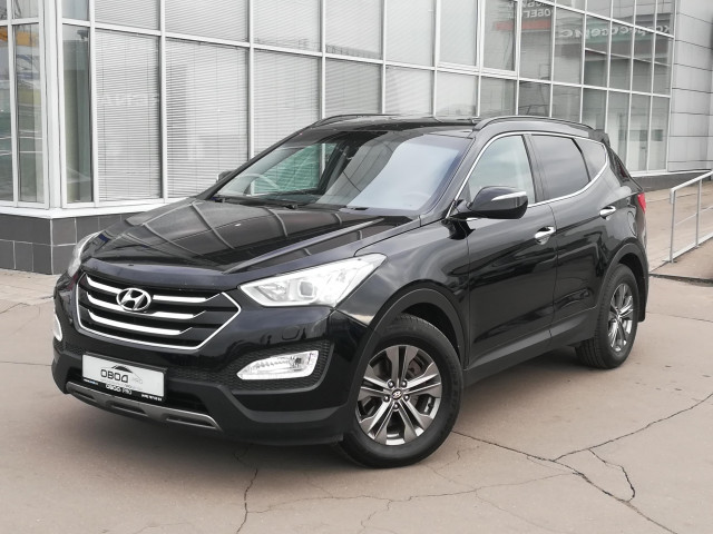 Hyundai Santa Fe III