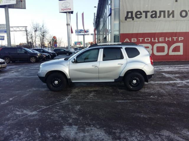 Renault Duster I 14