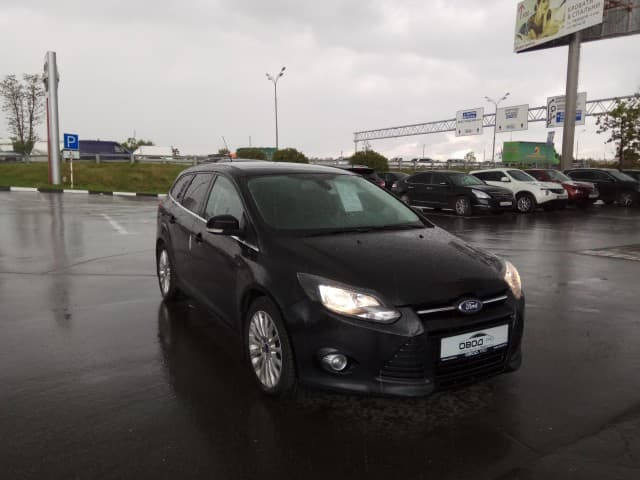 Ford Focus III 7