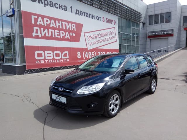 Ford Focus III 1