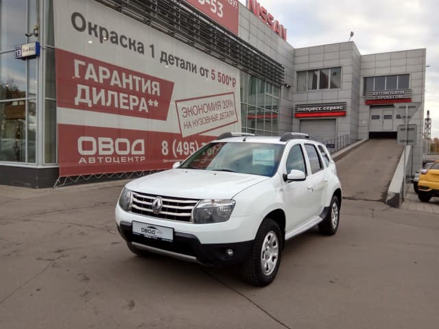 Renault Duster I 1