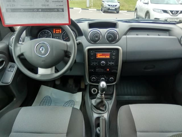 Renault Duster I 10