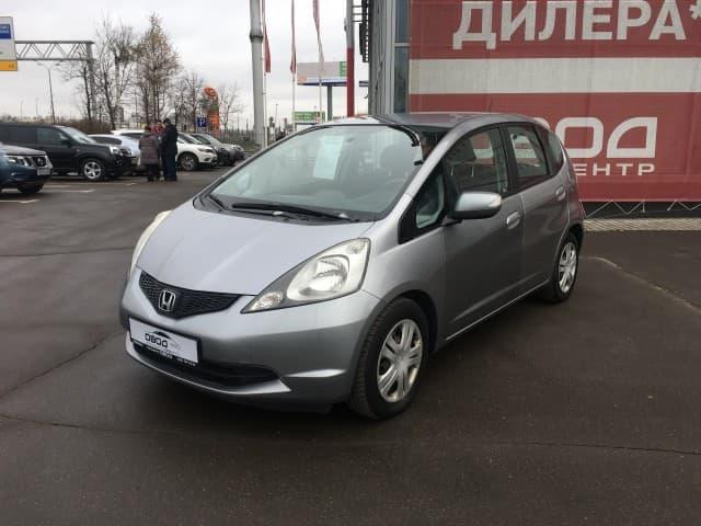 купить Honda Jazz Ii 13 с пробегом в москве за 335 000 руб 2009