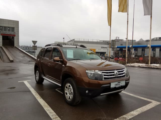 Renault Duster I 7