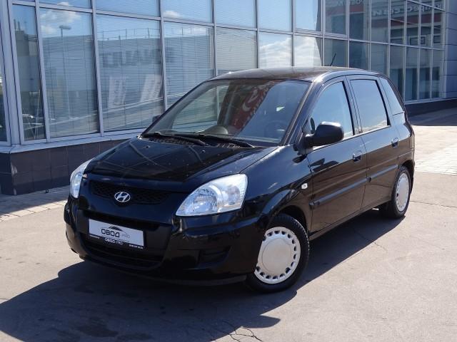 Hyundai Matrix I Рестайлинг 2