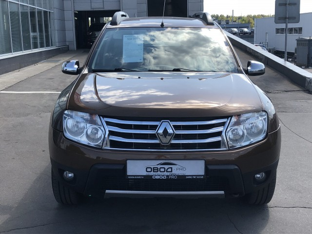 Renault Duster I 2