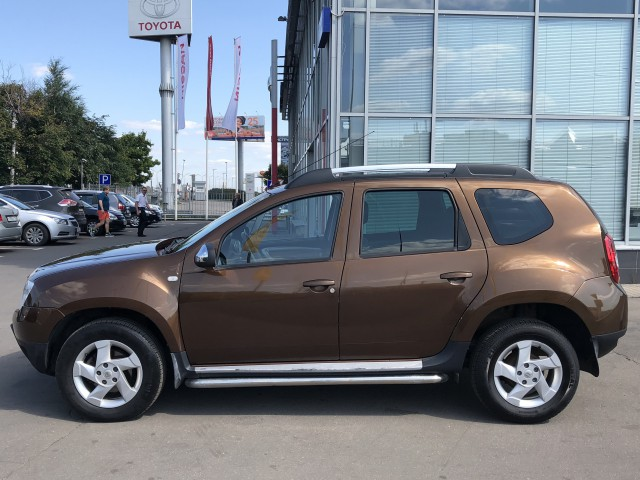 Renault Duster I 8